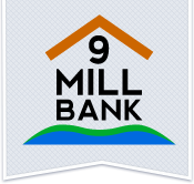 9 Mill Bank, Tewkesbury holiday cottage logo