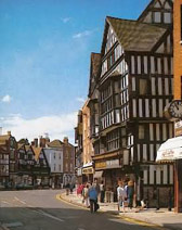 Tewkesbury High Street